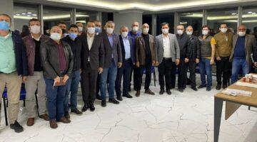 Mehmet Erdoğan'dan Serdivan İlçeye ziyaret…