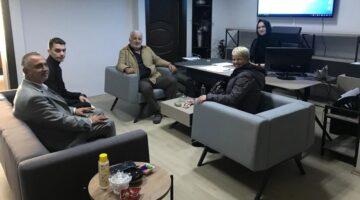 Kocaeli'nden Sakarya Engelli Federasyonu'un yeni bir üye daha katıldı