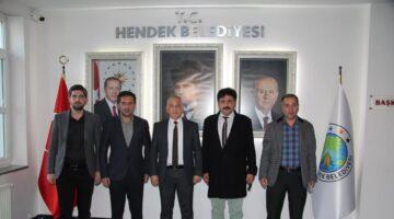 Sakaryaspor Başkan Adayı Murat AKOSMAN; Babaoğlu ile görüştü…
