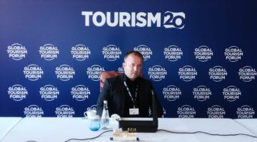 Global Turizm Forumu'na Sakarya'dan Volkan Nurcalı katıldı…