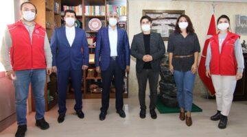 Arif Özsoy, Ses Yarışmasında başarılı olan gençleri ağırladı