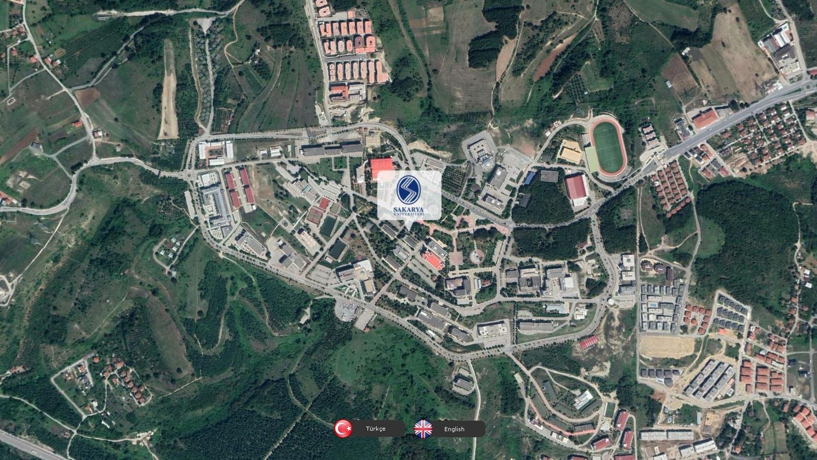 Sakarya Üniversitesi'nde '360 Derece Sanal Tur' başladı