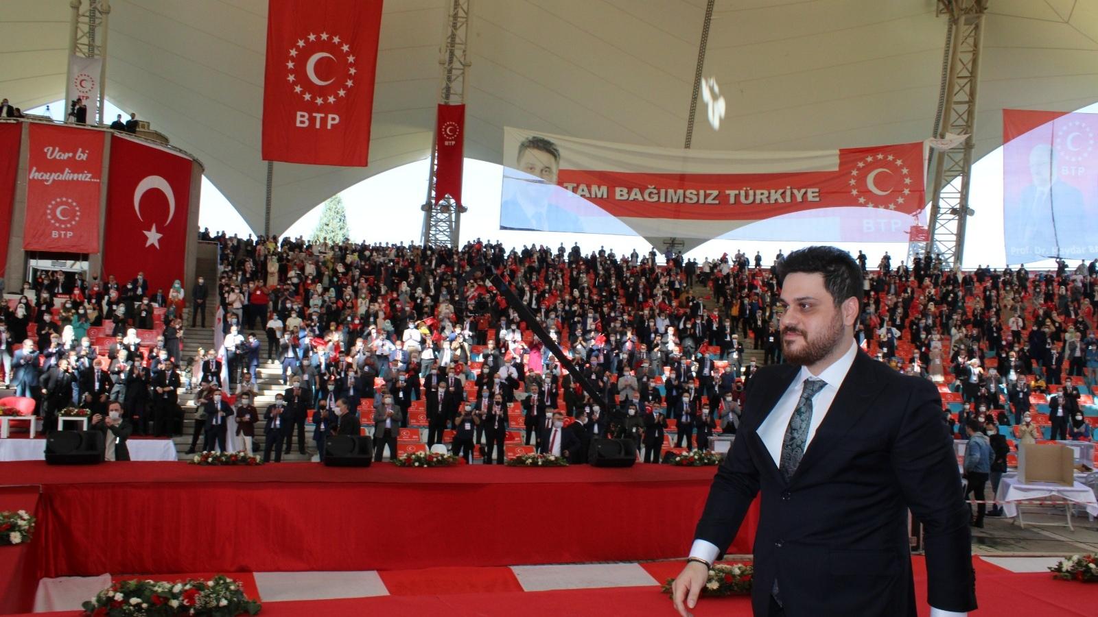 BTP Lideri Hüseyin Baş: 3 Cumhurbaşkanına #3DevletTekMillet çağrısı yaptı
