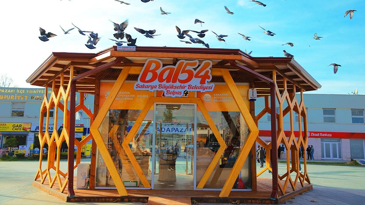 BAL54'ün yeni adresi Gar Meydanı