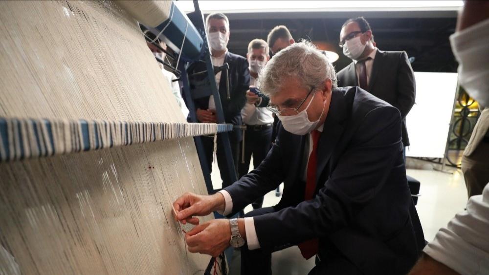 Sakarya Büyükşehir; 3 bin yıllık kültüre sahip 'Yağcıbedir Halısı' üretiyor