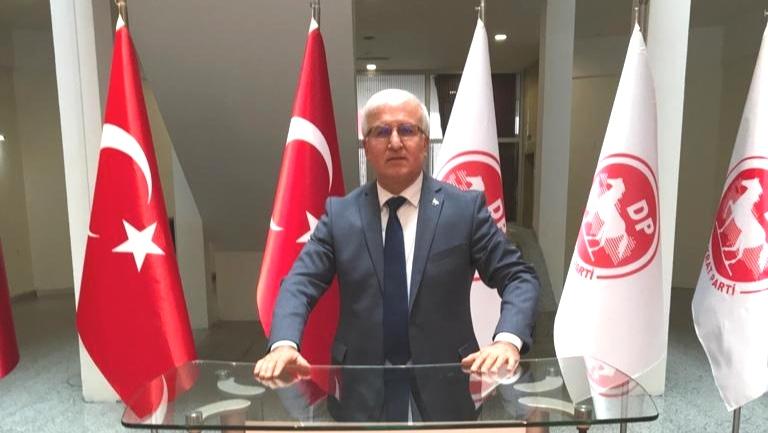 DP'li Ergül 2021 yılı için güzel dileklerde bulundu