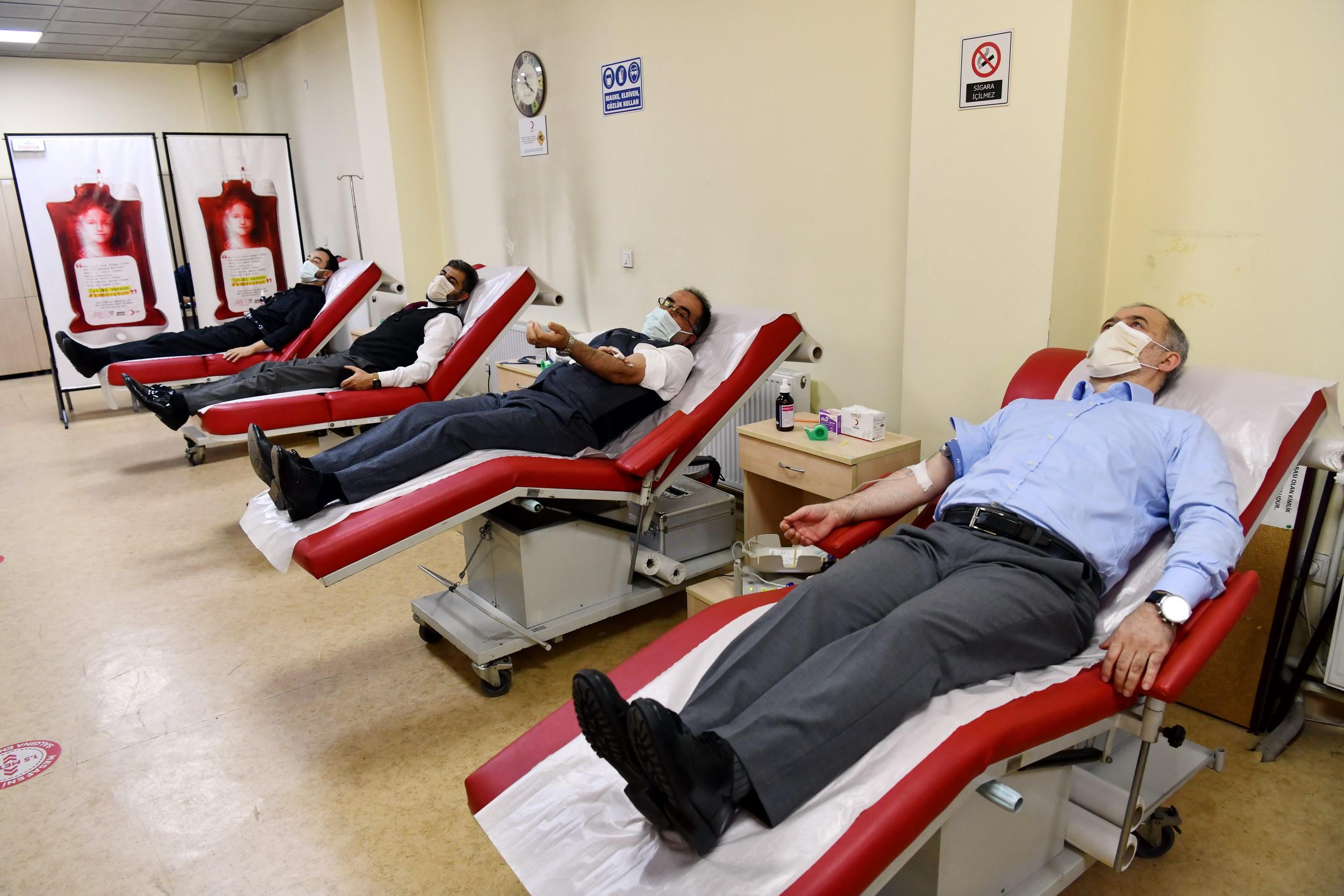 Yenikentliler'e kan bağışı çağrısı