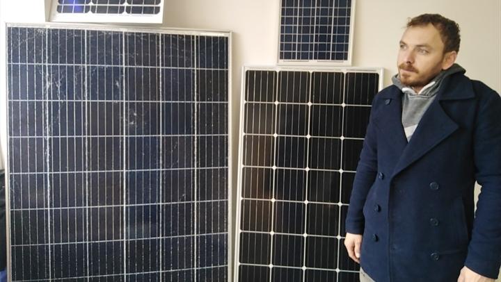 Selman Aygüneş; Güneş Enerjisi ile bilinmeyenleri LC Haber Ajansı'na anlattı…