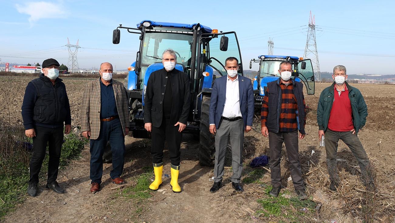 """""""Tarımsal üretimde her bir karış toprak büyük önem taşıyor"""""""