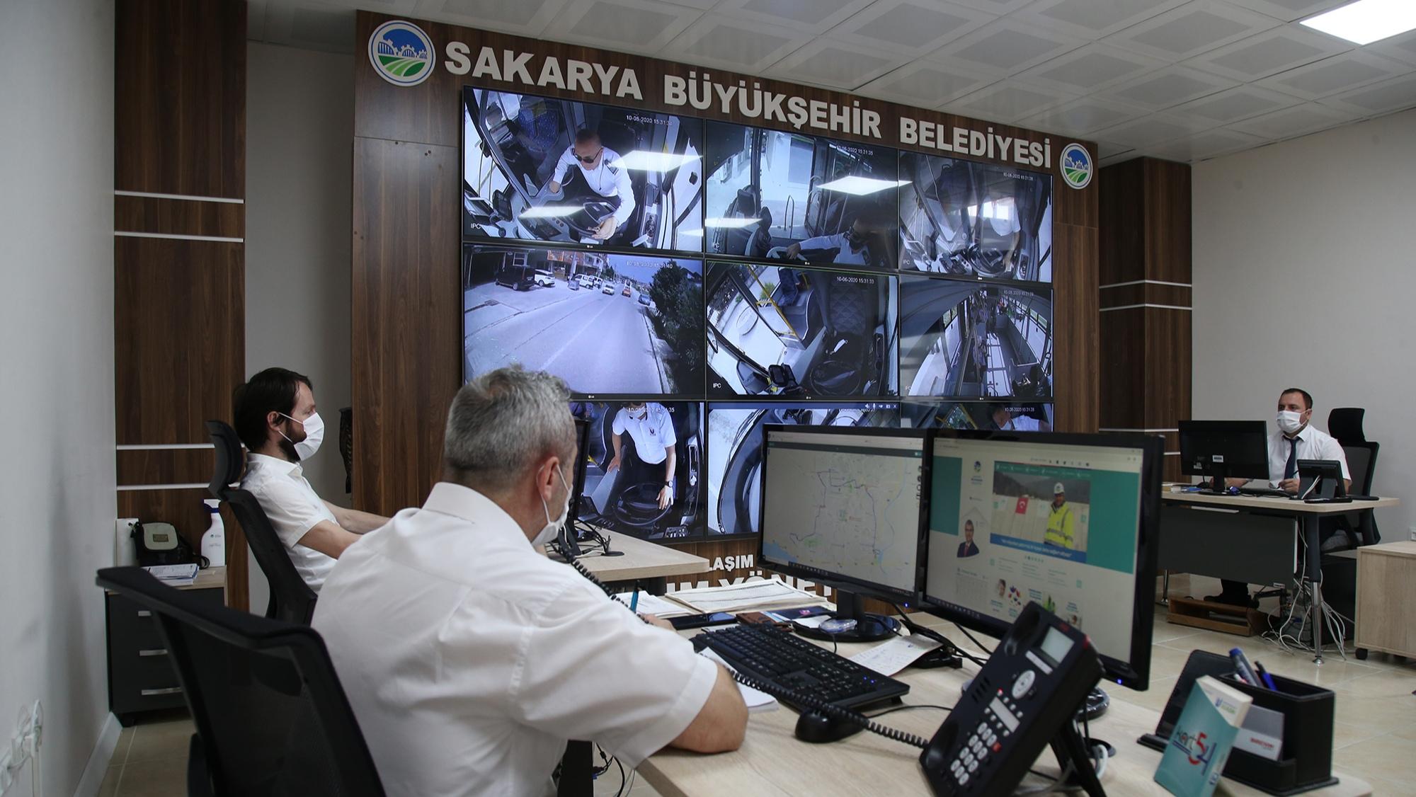 Ulaşım Yönetim Merkezi'ne 2020'de 35 bin çağrı