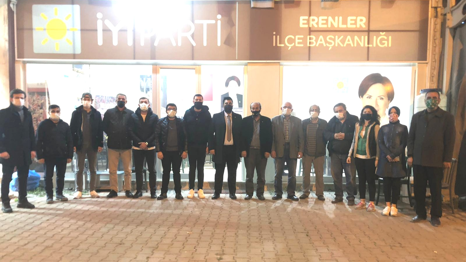 İYİ Parti Sakarya İl Gençlik Kolları İlçe ziyaretlerini sürdürüyor