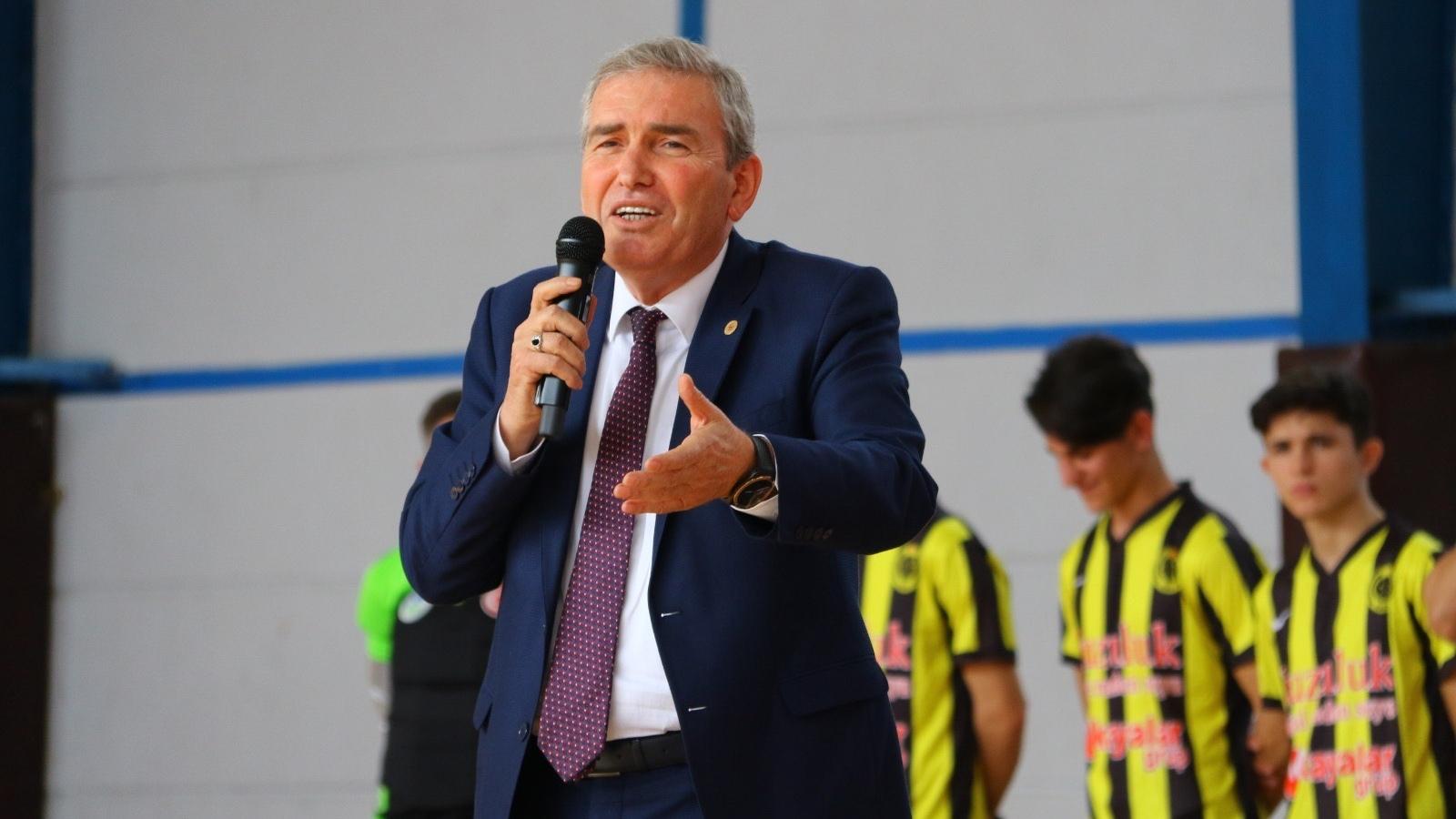 Başkan Yaşar Zımba acil gündem ile Başkent'te çağrıldı