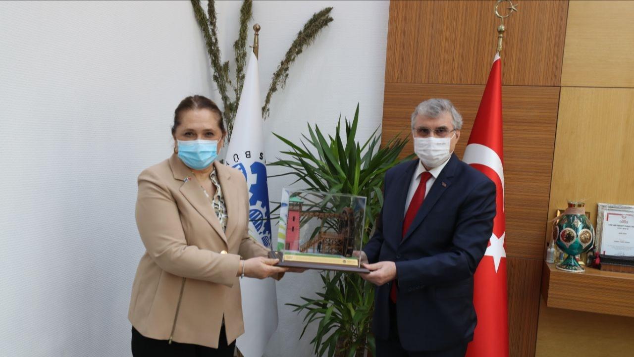 """YÜCE: """"Kosova ile ticari ve tarımsal işbirliğimizi daha ileri taşıyacağız"""""""
