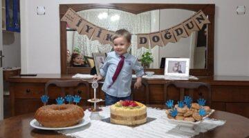 Küçük Bafralıoğlu; 3 yaşına girdi
