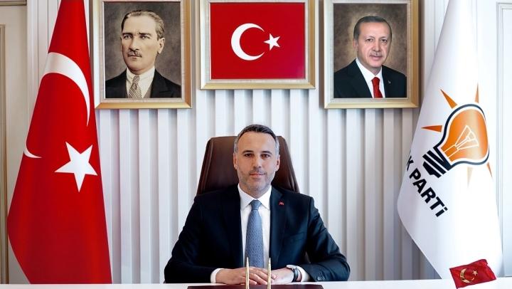 AK Parti'li TEVER'den '10 Ocak Çalışan Gazeteciler Günü' mesajı
