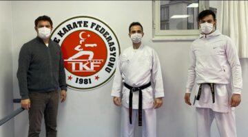 Geyve'li Karateci'ler çalışmalarına devam ediyor