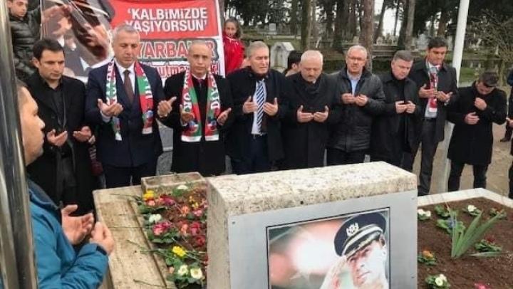 """ZIMBA: """"Şehidimiz; Ali Gaffar Okkan'ı unutmadık; Unutmayacağız!.."""""""