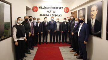 MÜSİAD Sakarya; AK Parti ve MHP'de…