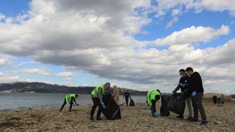 """""""Doğal kaynakların devamlılığı için çevre temizliği şart"""""""
