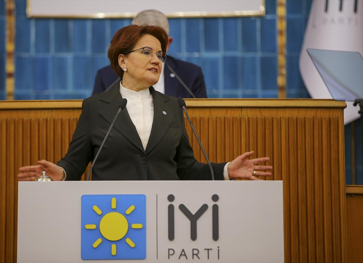 """Akşener: """"İYİ Parti, hakkını arayan her kadının daima yanında olacaktır"""""""