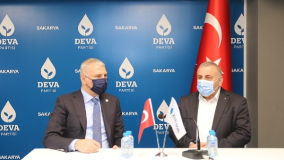 SATSO'dan; AK Parti ve Deva'ya kongre ziyareti