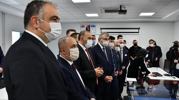 Türkiye'de bir ilk 'Ulusal Test Yatağı Merkezi' Sakarya'da açıldı