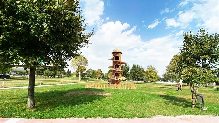 Donatım Park'a Keçi Kulesi geliyor!..