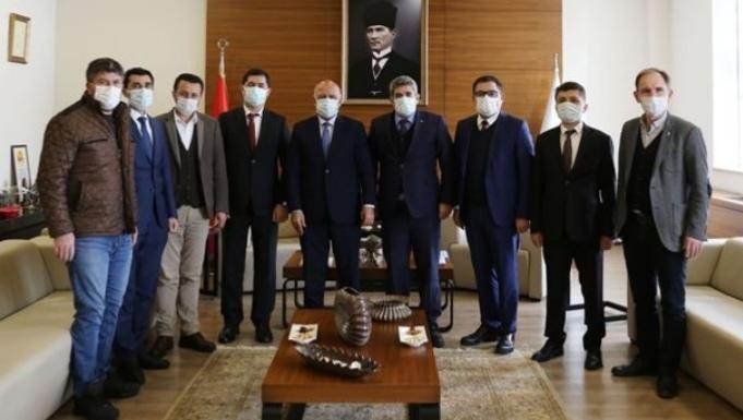 Tacikistan iş görüşmelerine pandemi engeli yok