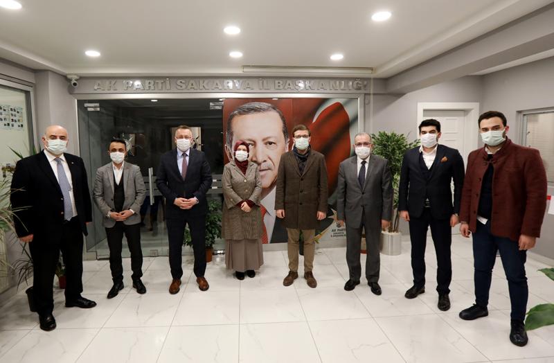 """Başkan IŞIKSU: """"AK Parti, büyük ideallerin partisidir"""""""