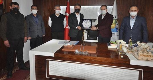 Geyve Belediyesinde Toplu İş Sözleşmesi İmzalandı