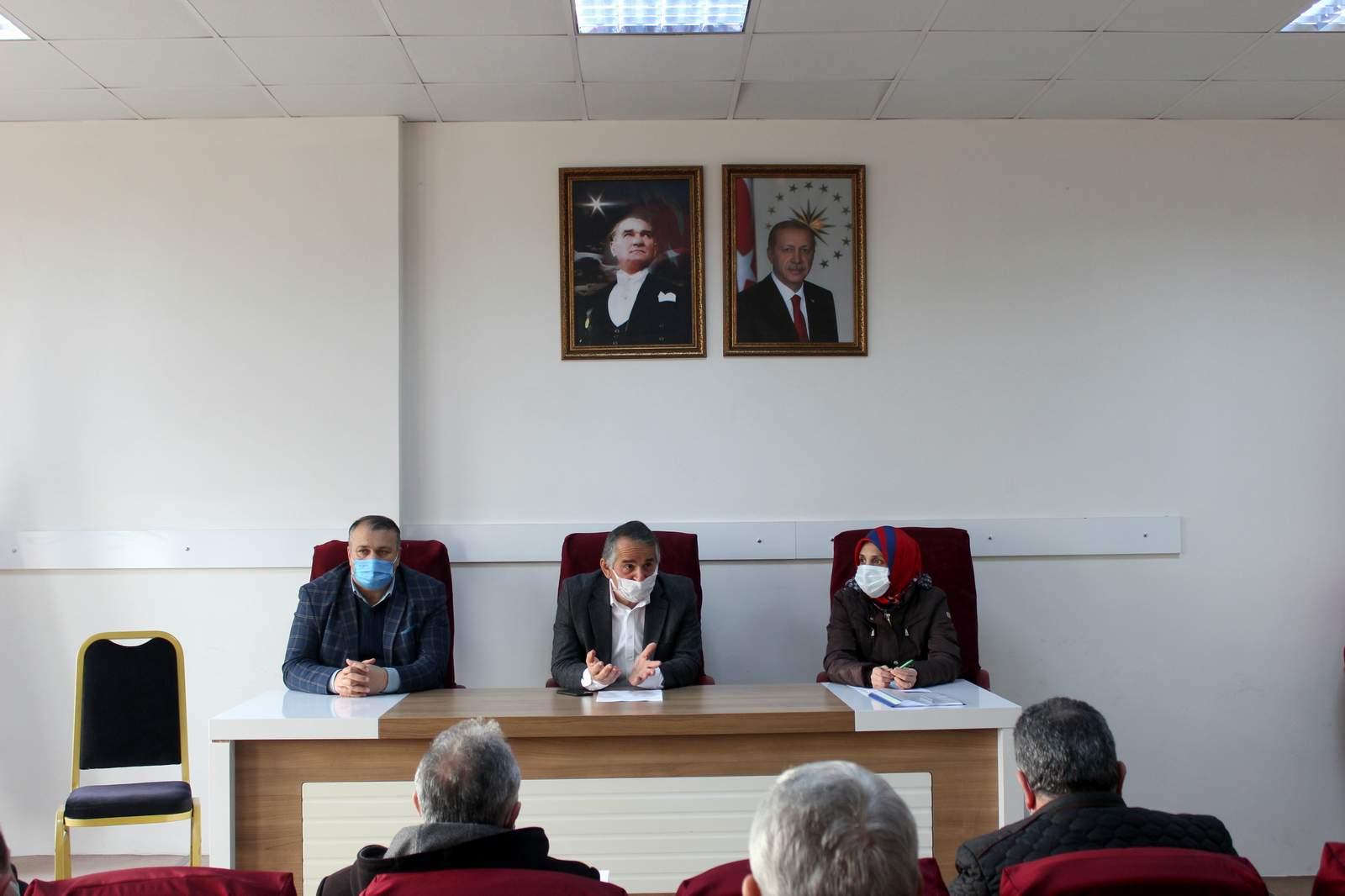 Arifiye Belediyesi mart ayı meclis toplantısı'nı gerçekleştirdi…