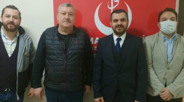 DEVA Partisi'nden, Osmanlı Partisi'ne ziyaret