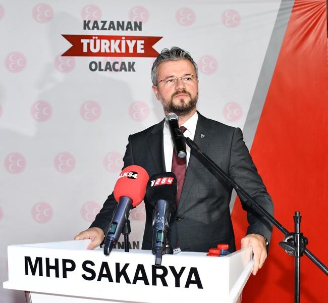 MHP'li Akar: Ortada ne bir ayrıcalık beklentisi var ne de yazıldığı gibi bir kriz!..
