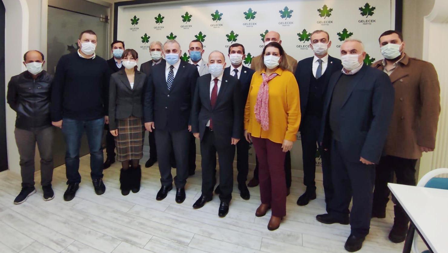 """DEVA'lı ERDOĞAN: """"Ülkeyi karanlıktan yönetmekten vazgeçsinler; Türkiye bu yönetimi haketmiyor"""""""