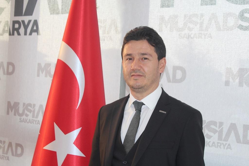 MÜSİAD Sakarya Başkanı İsmail Filizfidanoğlu, 18 Mart Çanakkale Zaferi vesilesiyle  kutlama mesajı