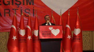TDP Lideri Sarıgül; Ankara'da adeta gövde gösterisi yaptı…