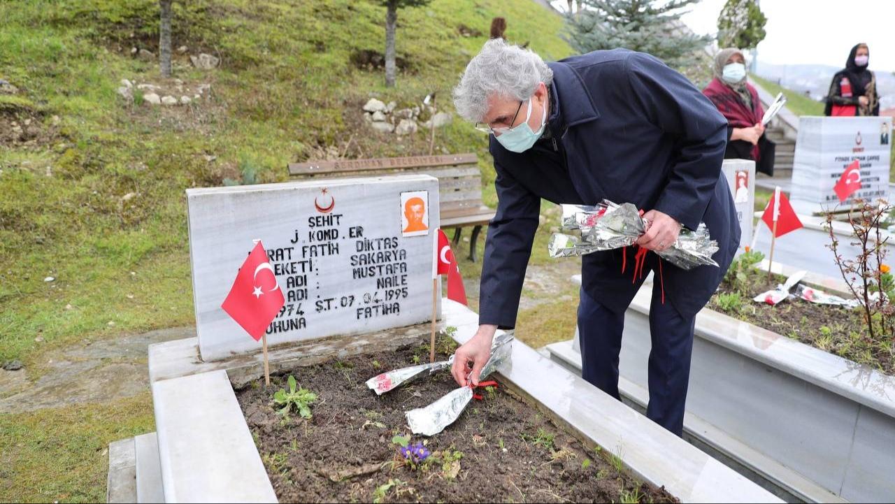 """YÜCE: """"Çanakkale Zaferi'nin 106. Yılı kutlu olsun"""""""