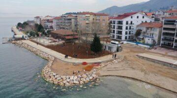 Kocaeli'nin ilk özel rekreasyon alanı Karamürsel'de yapılıyor