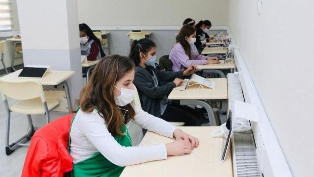 Kocaeli Körfez Belediyesi'nden EBA destek sınıfı