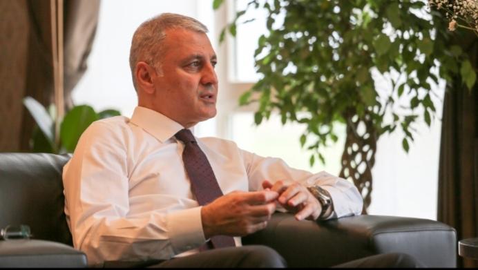 Başkan Altuğ'dan Berat Kandili kutlama mesajı