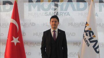 MÜSİAD Sakarya Başkanı Filizfidanoğlu, büyüme rakamlarını değerlendirdi