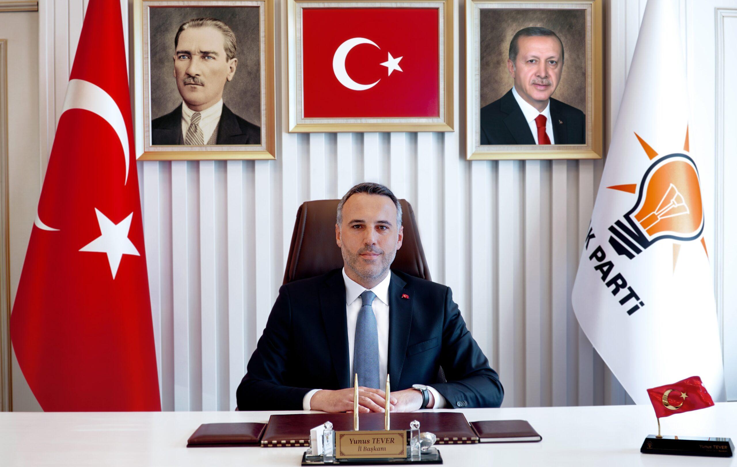 AK Parti'li TEVER; Ekonomi Reform Paketini değerlendirdi