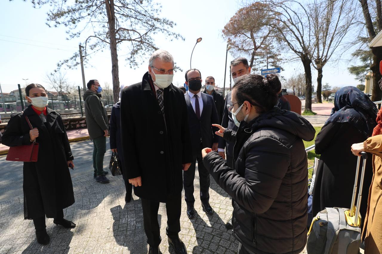 'YADEM yaşlıları sağlık için kaplıcada'