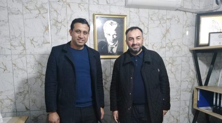 LC Haber Ajansı'ndan İhsan Boya'ya sürpriz
