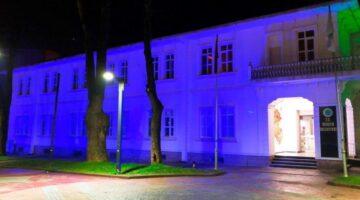 Başkan BABAOĞLU'dan 'Mavi Işık' kampanyasına destek
