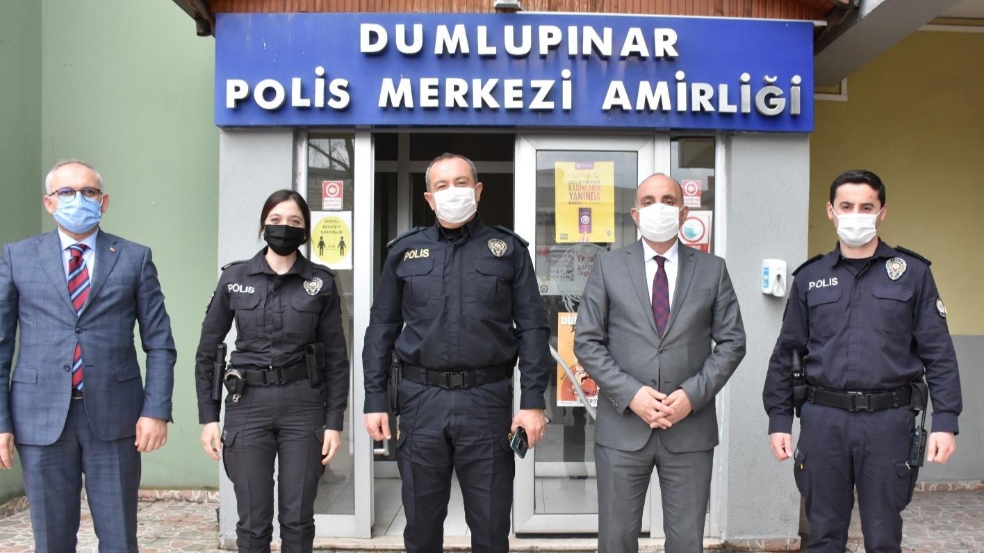 Başkan Fevzi KILIÇ; Polis Haftası kutladı