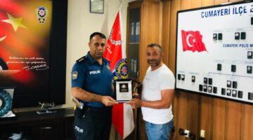 """DEMİR; """"Türk Polisimize teşekkür ederiz"""""""