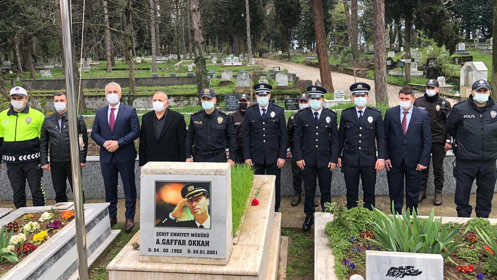 """BABAOĞLU: """"Türk Polisi övünç kaynağımızdır…"""""""
