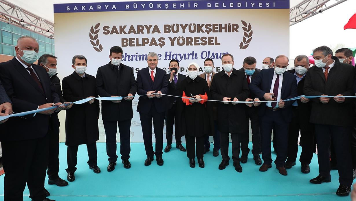 """YÜCE: """"Sakarya'nın yöresel ürünleri Türkiye'ye ve dünyaya tanıtılacak"""""""
