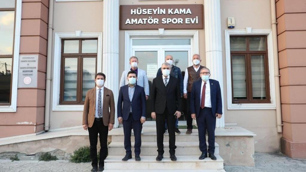 """Başkan Ekrem YÜCE: """"Yaşar Zımba'nın yanındayım"""""""